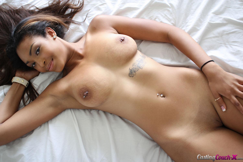 Naturally Busty Ebony Fucking  Amateurpornphotos-7536